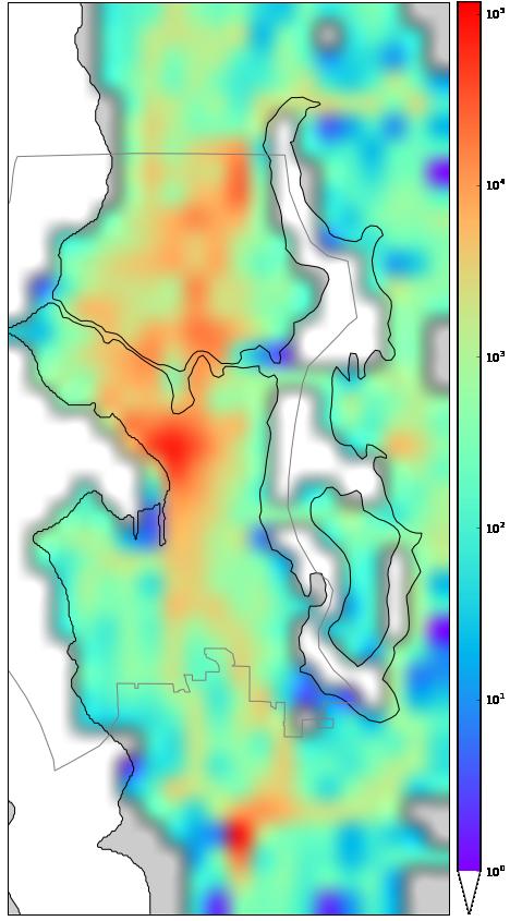 City-Wide IMSI-Catcher Detection - SeaGlass